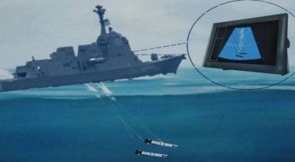 Su üstü gemileri: torpido karşıtı savunma sistemleri