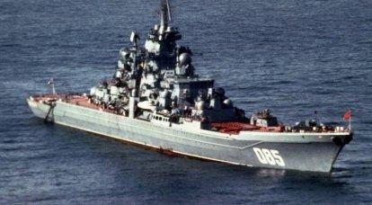 सोवियत युद्धपोतों के आसपास इतनी बकवास क्यों है?