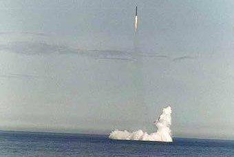 戦略的ミサイル「ライナー」は「ブルー」と比較して大きなチャンスがあります