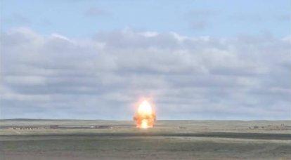 विदेशी प्रेस में रूसी विरोधी मिसाइल परीक्षण