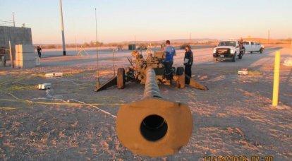 米国のバレル砲兵システム ERCAプログラムと新しい射撃場記録