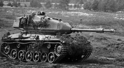 Poder oculto: la historia de la construcción de tanques suecos