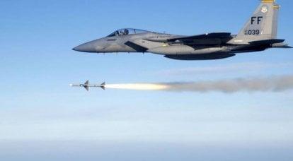 ABD, F-15 avcı uçaklarını İsrail Elbit'inden iSNS anti-parazit sistemi ile donatacak