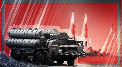 ミリタリーウォッチ:米国は、ロシアのS-400防空システムによるアルジェリアへの攻撃をシミュレートしました