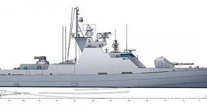 12300プロジェクト:サソリロケット砲兵艇