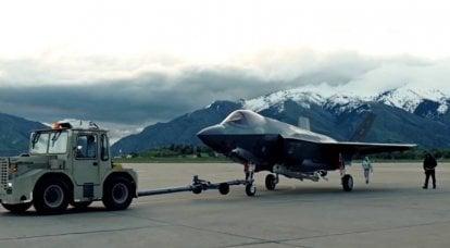 """""""Possível explosão perto de uma tempestade"""": defeito encontrado em caças F-35 holandeses"""