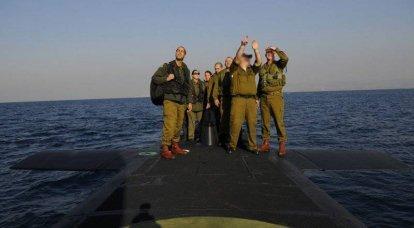 Бесплатные подлодки для ВМС Израиля
