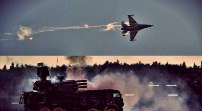 イスラエル空軍は何を黙っていますか? ロシアの航空防衛の軽いバージョンとの熱い会合:ヨーロッパで彼らは「感じる」、そしてシリアで彼らは「受け取る」