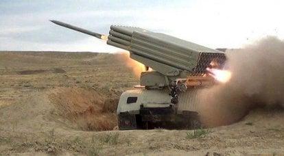 Ataques em colunas e An-2 abatido: o quinto dia de combates em Karabakh no vídeo dos lados