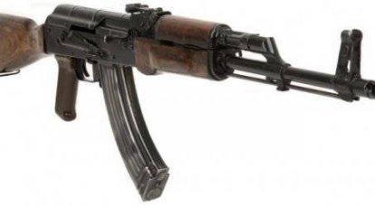 """军队将有一个新的""""卡拉什尼科夫冲锋枪"""""""