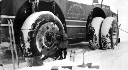Resistente a las heladas: equipamiento para el lejano norte