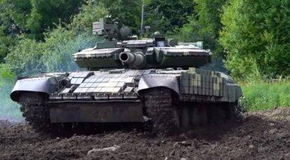 Die Ukraine hat für den modernisierten T-64 ein verbessertes Panzervisier für Schützen entwickelt