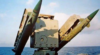 """शिपबोर्न विमान भेदी मिसाइल प्रणाली """"ओसा-एम""""। इन्फ़ोग्राफ़िक्स"""