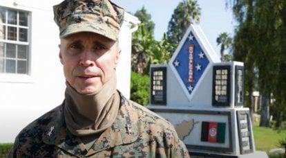 美国海军陆战队总检查长被免职
