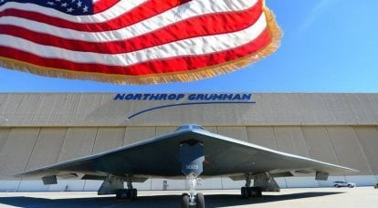 US Air Force postponed the first flight of the new strategic bomber B-21 Raider