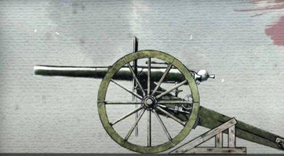 Quando ainda não havia mísseis: sobre a história e os métodos de uso da artilharia