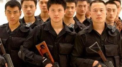 Çin özel kuvvetleri
