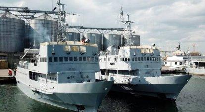 ウクライナの報道で:「「ウクライナはクリミアの戦いの間にロシア連邦の黒海艦隊を打ち負かすことができる」蚊の艦隊の助けを借りて」