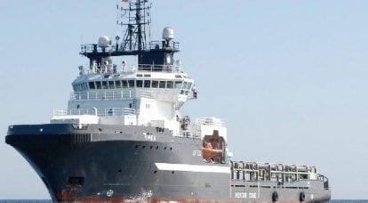 """Uzmanlar, """"Umka"""" gemisinin """"Kuzey Akım-2"""" nin tamamlanmasına yardımcı olmak için acele ettiğine inanıyor."""