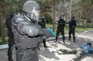 Special Forces of Tajikistan