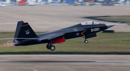 沉阳FC-31作为解放军海军舰载机的未来