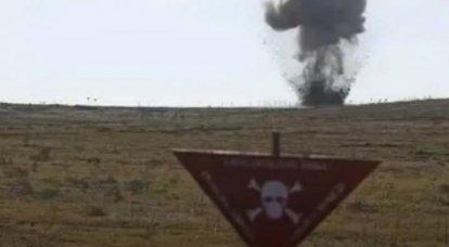 """""""माइनफील्ड्स के नक्शे पर कैदी"""": बाकू ने अर्मेनियाई सैनिकों को येरेवन लौटा दिया"""