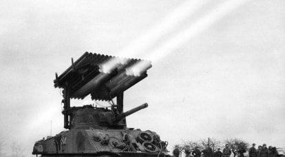 Panzer-Freak-Show: Raketenpanzer