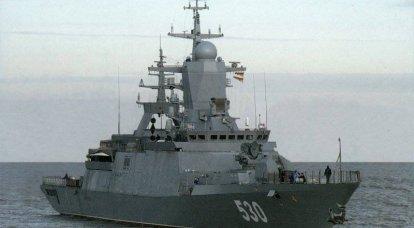 ロシアの海軍は目に見えない船で補充されます