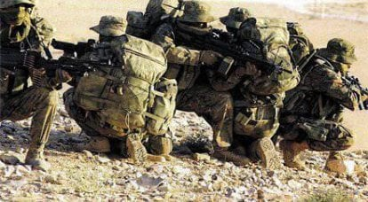 Bedouin special forces