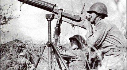 大祖国戦争中の赤軍の代理