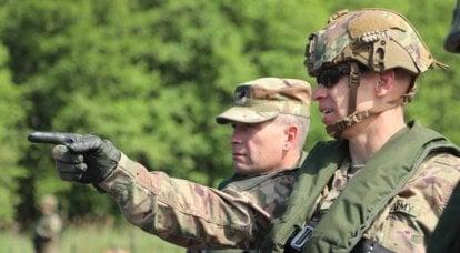 从德国撤军的部分美军将驻扎在罗马尼亚
