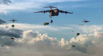 """Rus Havacılık Kuvvetleri, JASSM-ER'nin """"konteyner"""" lansmanı konseptine nasıl yanıt verecek. Kurulan S-300 ve S-400 söz konusu"""