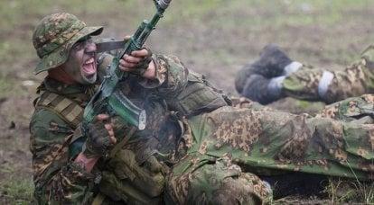 """军事品质标志:俄罗斯军队为何""""震惊""""单位"""