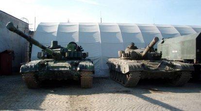 체코 공화국 탱크 함대의 상태와 전망