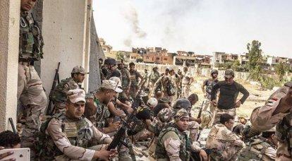 ISIS 2.0: संयुक्त राज्य अमेरिका ने रूसी संघ के तहत एक नई खदान लगाई