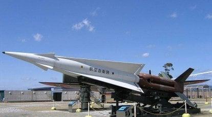 Systèmes de missiles anti-aériens japonais de l'ère de la guerre froide