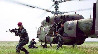 海軍用の船上攻撃ヘリコプター-迅速な解決策