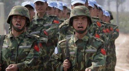 国防総省:中国は軍事力を向上させ続ける