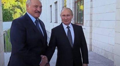 「プーチン大統領は独裁者が好き」:ロシアの指導者がルカシェンコを支持した理由を米国が語った