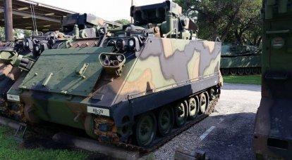 M981 FIST-Vモバイル砲兵インテリジェンスポイント(アメリカ)