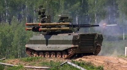 围绕 Shturm 机器人坦克大肆宣传的背后是什么