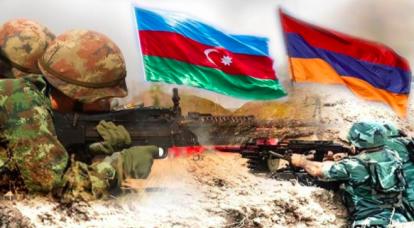 Algunos resultados de los dos primeros días de lucha en Nagorno-Karabaj