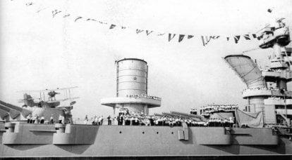 सोवियत युद्धपोतों का आधुनिकीकरण: एंटी-माइन कैलिबर और टॉरपीडो