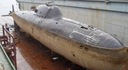 """705工程的""""金鱼"""":二十一世纪的错误或突破?"""