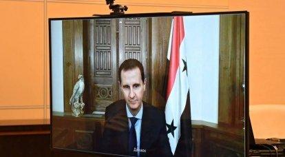 Wenn nicht Boshirov mit Petrov, dann Assad mit chemischen Waffen: Es wird über die Vorbereitung neuer Sanktionen gegen Damaskus berichtet