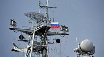 Day of the signalman and specialist of the radio engineering service of the Russian Navy