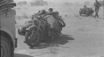 军用车和摩托车的运作秘诀