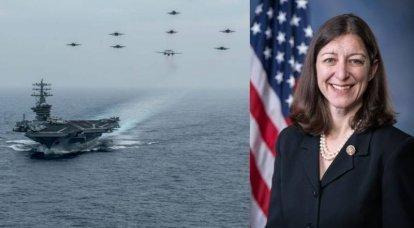Sulla nuova strategia navale americana