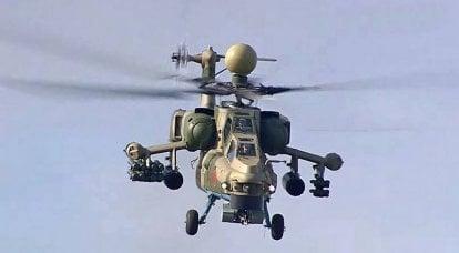 Il Ministero della Difesa ha parlato dei test di elicotteri modernizzati