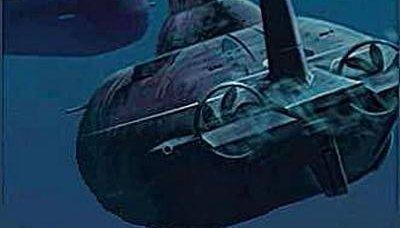 À la pointe de la confrontation sous-marine. Sous-marin de la guerre froide
